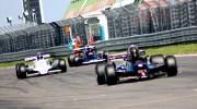 Nachdem die aktuelle Formel 1 in diesem Jahr nicht am Nürburgring gefahren war, freuten sich die Fans umsomehr auf den Auftritt der historischen Formel-1 beim AvD-Oldtimer Brand Prix. Foto: Reiner Züll