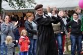 Zwille Zimmermann als Pfarrer Lämmerhirt. Foto: Reiner Züll