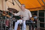 Ein Meister seines Fachs: Percussionist Alfonso Garrido. Bild: Michael Thalken/epa