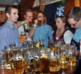 Durst brauchte in Lorbach keiner zu leiden. Foto: Reiner Züll