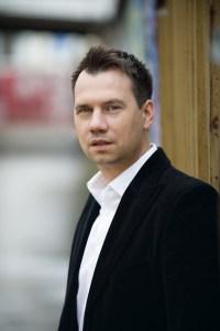 Sebastian Fitzek. Bild: ELF