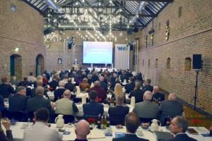 Die Verbandsversammlung des WVER fand in diesem Jahr auf Schoss Burgau in Düren statt. Bild: WVER