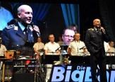 Manager Thomas Ernst geht der Bundeswehr nicht verloren. Künftig organisiert er die großen Festivals der Militärmusik. Foto: Reiner Züll