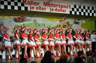 Die Kallbachmückchen beim Auftritt anlässlich der Kindersitzung. Foto: Reiner Züll