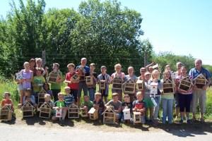 Mit Spaß lehrreiche Sommerferien verbringen können Schüler bei den Ferienaktionen im Teichmannhaus. Foto: Förderverein Naturschutzstation Bad Münstereifel