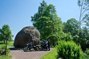 """Geführte Motorradtouren durch die Eifel sollen von speziell ausgebildeten """"Bikern"""" angeboten werden. Foto: Peter Wahl"""