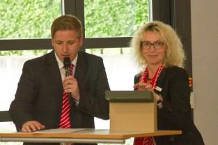 KSK Stiftungsabend 2016 Übergabe Ramers Witt