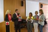 KSK Stiftungsabend 2016 Leuchtkegel