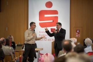 KSK Stiftungsabend 2016 Müller Becker Battle