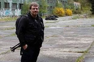 Bernd Wawer hat unter anderem auch in der Sperrzone von Tschernobyl fotografiert. Foto: Wawers-Fotoarchiv.de