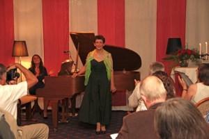 Maria Heister ist eine bekannte Pianistin aus Bad Münstereifel. Archivbild: Michael Thalken/Eifeler Presse Agentur/epa