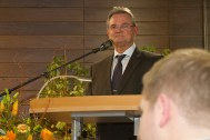 Landrat Günter Rosenke stellte den Kreishaushalt vor. Archivbild: Tameer Gunnar Eden/Eifeler Presse Agentur/epa