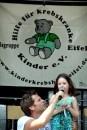 """milienfest anlässlich des Doppeljubiläums """"50 Jahre Schullandheim Haus Dalbenden"""" und """"25 Jahre Hilfsgruppe Eifel"""". Foto: Reiner Züll"""
