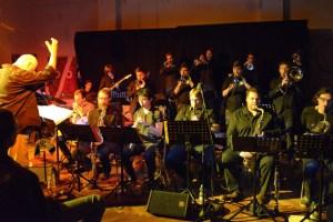 Im vergangenen Jahr präsentiert die BigBand der Hochschule für Musik und Tanz Köln ein Konzert mit der Musik der kanadischen Liedermacherin Joni Mitchell. Bild: FFK