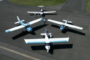 Der Flugplatz in Dahlem hat sich längst von einem Segelflugplatz zu einem Flugsportzentrum entwickelt. Archivbild: Michael Thalken/Eifeler Presse Agentur/epa