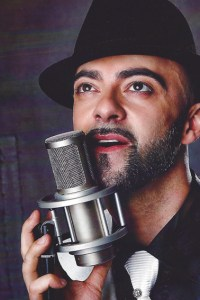 Seit diesemJahrr Mitglied der Bigband: der aus Portugal stammende Sänger Marco Matias. Foo: Bundeswehr
