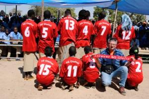 Dr. Harry Kunz reist regelmäßig nach Burkina Faso, um die dortige Bevölkerung zu unterstützen. Foto: privat