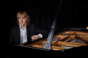 Enrico Noel Cmorek präsentiert Werke von Haydn, Chopin, Rachmaninow. Bild: Veranstalter
