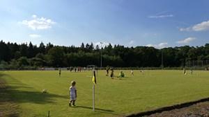 Die Jugendabteilung des SV-Metternich kann sich über einen neuen Naturrasenplatz freuen. Foto: SV-Metternich