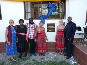 Der Bad Münstereifeler Verein Upendo Tansania unterstützt seit Jahren die Infrastruktur in den ostafrikanischen Land, jetzt konnte eine Krankenstation eingeweiht werden. Foto: Upendo Tansania