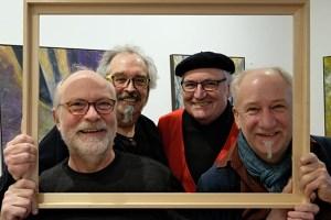 Die Künstlergruppe RFA zeigt Malertei und Fotografie. Foto: Veranstalter