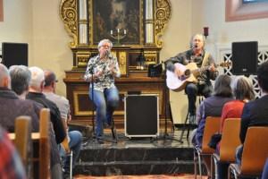 """Bereits im vergangenen Jahr sorgten die """"Ed Stevens Voices"""" in Nettersheim für Begeisterung. Bild: Uschi Mießeler/Gemeinde Nettersheim"""