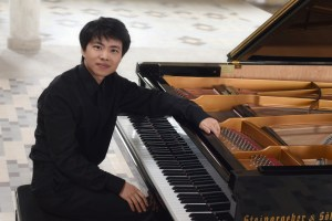Kit Armstrong trat bereits in jungen Jahren in den renommiertesten Konzertsälen der Welt auf. Foto: JF Mousseau