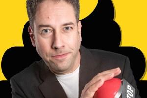 """Frederic Hormuth will im """"Alten Casino"""" Antworten auf Fragen geben wie: Woran erkenne ich Bullshit? Foto: Sven Kluegl"""