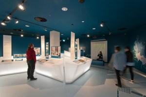 """Die Ausstellung """"Bestimmung Herrenmensch"""" wird wiedergeöffnet. Bild: Dominik Ketz"""
