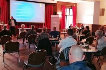 Die erste Info-Veranstaltung der Kreis-Ehrenamtsagentur wurde von über 20 Ehrenamtlern besucht. Foto: Kreis Euskirchen