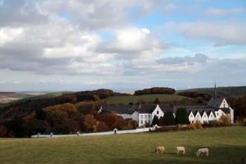 Der neue Träger will auch weiterhin versuchen, Kloster Mariawald als spirituellen Ort zu erhalten. Archivbild: Michael Thalken/Eifeler Presse Agentur/epa