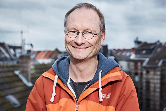 Wetterexperte Sven Plöger will sein Wissen über den Klimawandel weitergeben. Foto: Sebastian Knoth