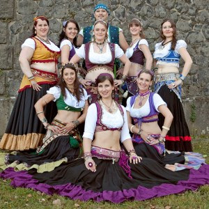 """Auch die Tanzgruppe """"Baghira"""" wird auf dem Mittelalterfest in Bad Münstereifel erwartet. Bild: Veranstalter"""