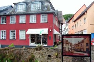 An der Ecke Johannisstraße/ Wertherstraße stand früher das Haus von Dr. Haass. Bild: Gaby Nowack