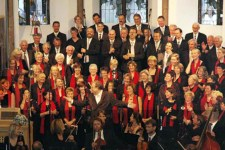 Der Kirchenchor Marmagen will im November zwei außergewöhnliche Chorwerke von Mozart aufführen. Bild: Kirchenchor Marmagen