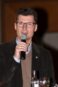 Jan Lembach. Geschäftsführer des Naturparks Nordeifel, untersützt die Weiterentwicklung des Sternenparks zu einem Sternenreservat. Bild: Tameer Gunnar Eden/Eifeler Presse Agentur/epa