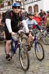 """Die Mountainbiker, wie hier bei der """"Tour de Ahrtal 2011"""", dürfte es freuen: Bald stehen ihnen 400 Kilometer an ausgewiesener Strecke zur Verfügung. Bild: Tameer Gunnar Eden/Eifeler Presse Agentur/epa"""
