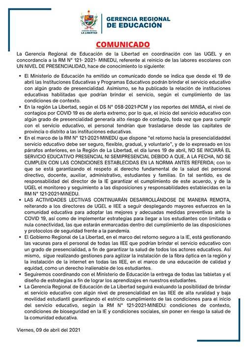 comunicado-UGEL-9-4-21