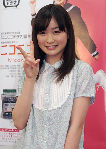 14歳・岡崎歩美が女優デビュー!BS-TBSとニコニコ動画のコラボドラマ : 映画ニュース - 映画.com