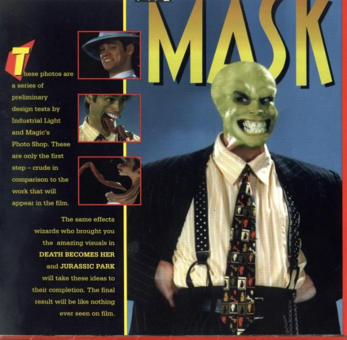 Jim Carrey's THE MASK4