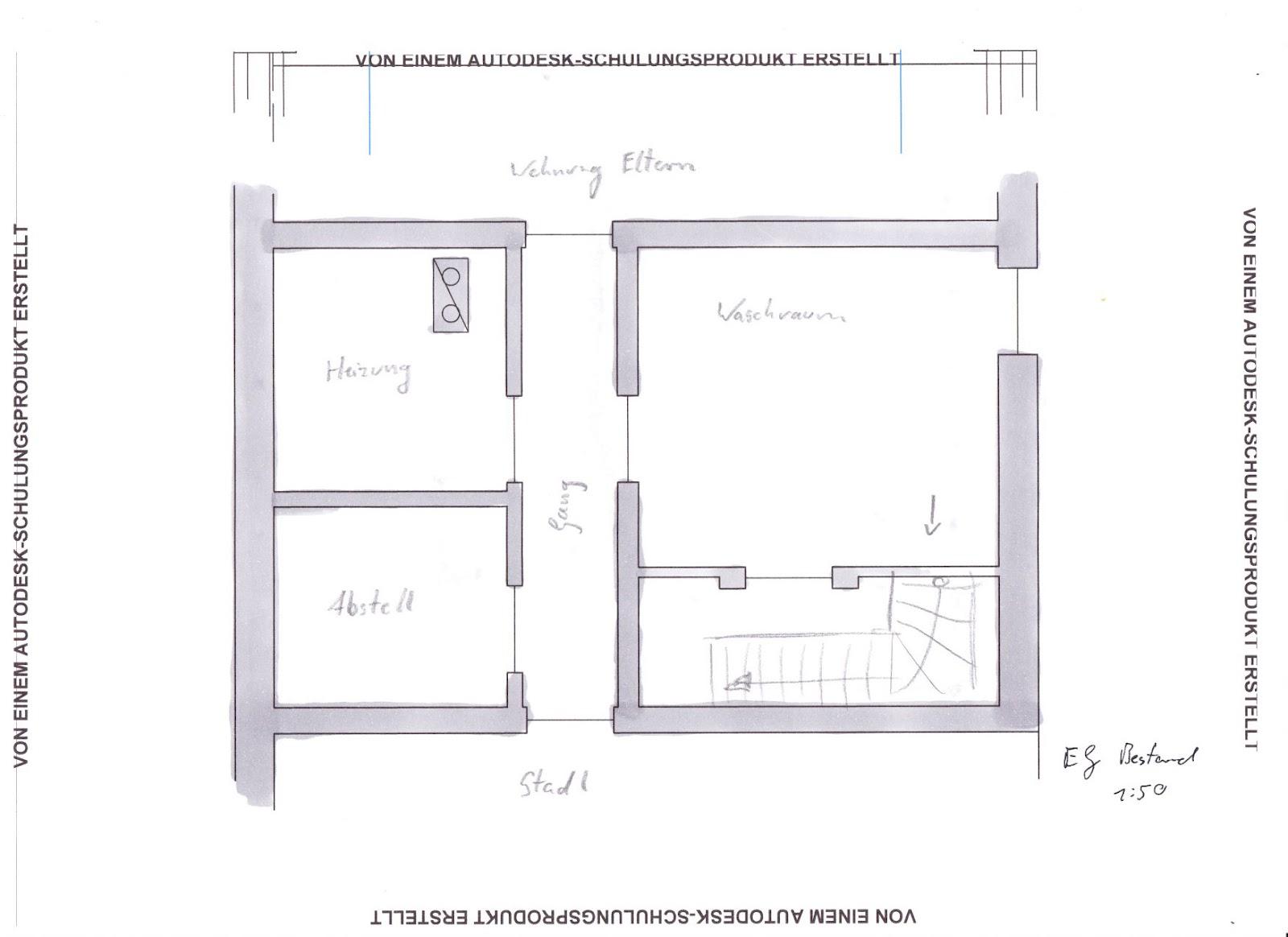 Erschließung des Heuboden - eigenkonstrukt.de