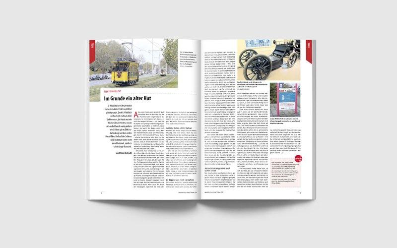 umweltzeitung braunschweig layout