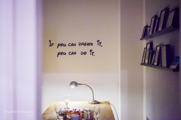 If you can dream it, you can do it.