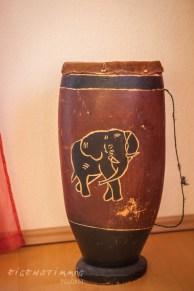 Souvenir aus Afrika