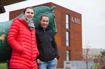 Karoline und Dorothee Gaul