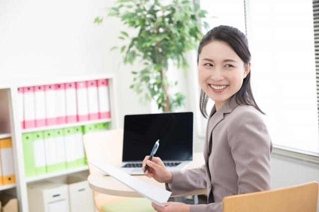 ビジネスマン 女性