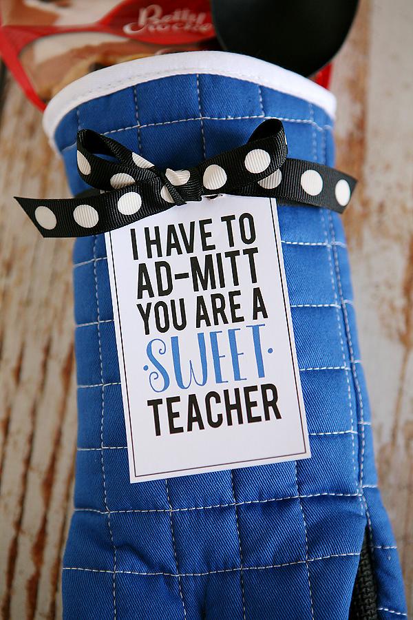 I Have To Ad Mitt Youre A Sweet Teacher Eighteen25