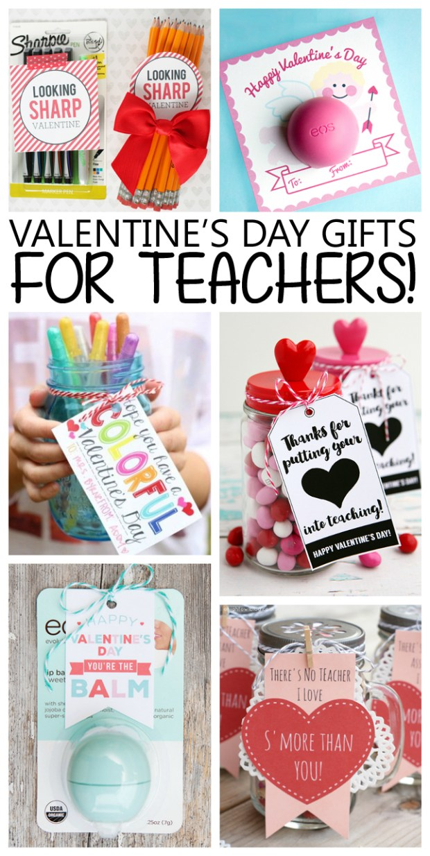 Valentine's Day gift ideas for Teachers! | Teacher Valentines