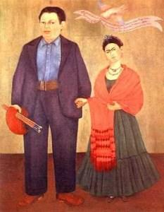 Image courtesy of: http://www.sflatinofilmfestival.com/wp-content/uploads/2013/11/Frida-Kahlo-Diego-Rivera-19.jpg