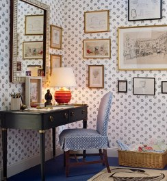 A home study with Desmond Wallpaper